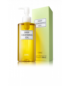 Deep Cleansing Oil® is the best-selling facial cleansing oil and makeup remover for all skin types.